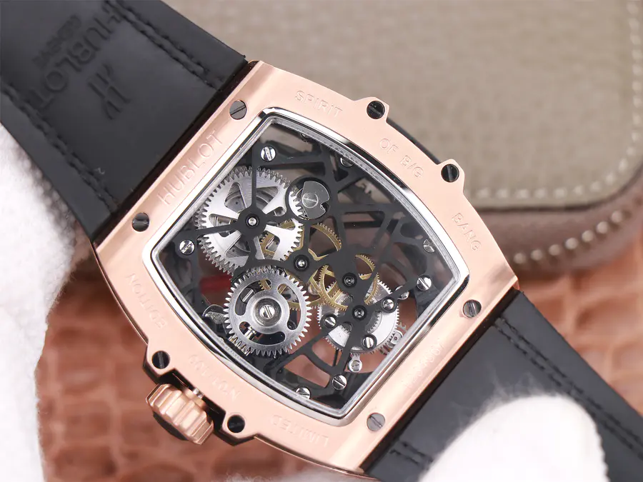Hublot Spirit of Big Bang Case Back
