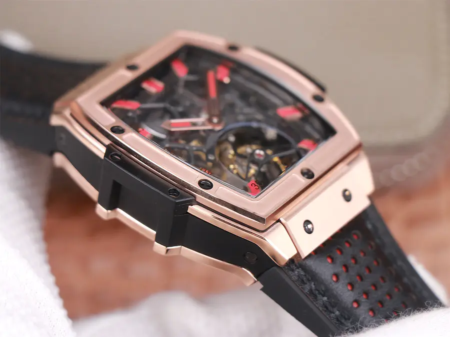 Hublot Spirit of Big Bang Rose Gold Case