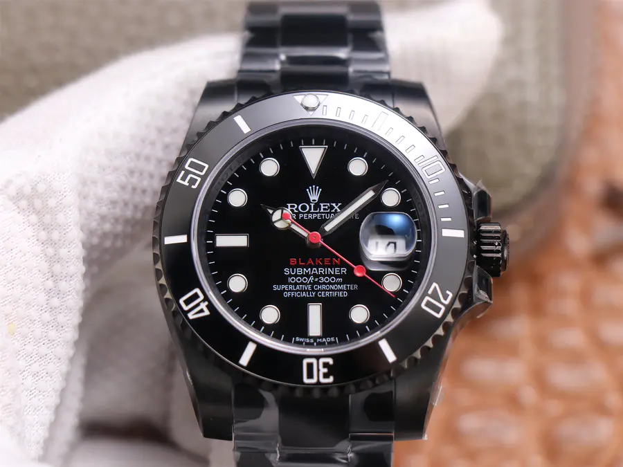 Replica Rolex Submariner Blaken