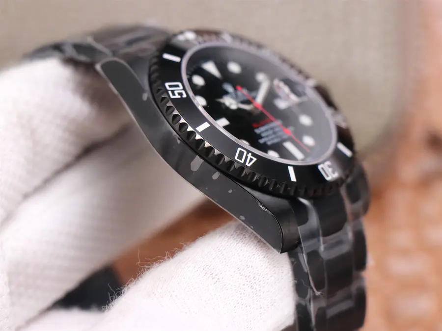 Rolex Submariner Blaken Case