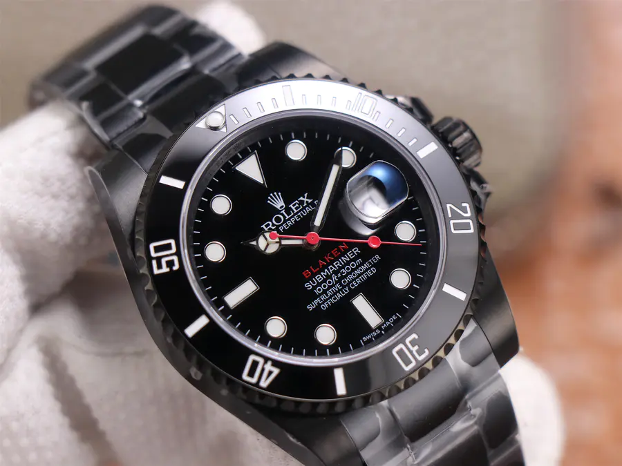V9 Factory Replica Rolex Submariner PVD