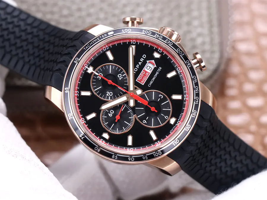 Replica Chopard Mille Miglia Rose Gold
