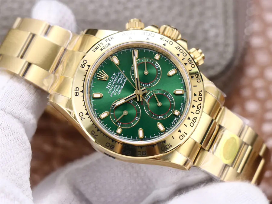 Noob Green Daytona Replica