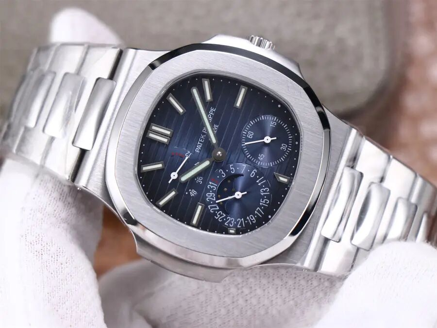 Replica Patek Philippe Nautilus Moon Phase