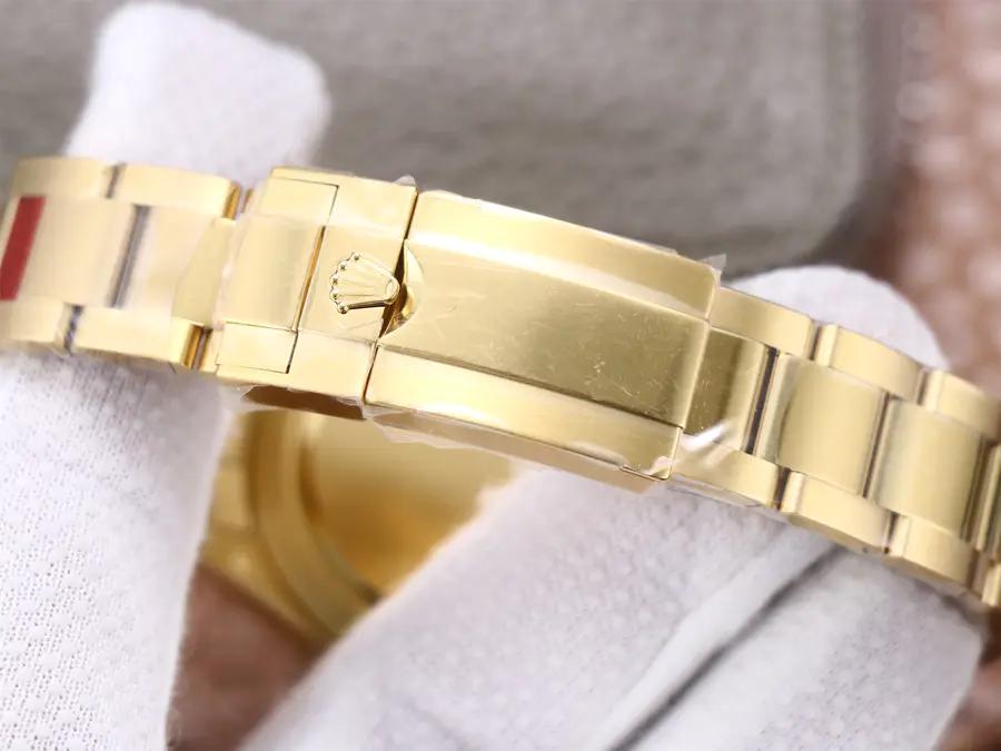 Rolex Daytona Yellow Gold Bracelet