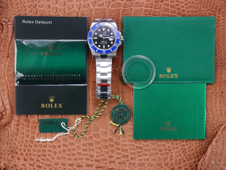 EW Factory Rolex 126610LB