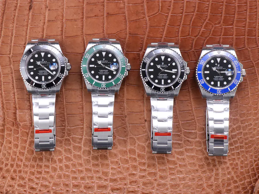 EW Factory Rolex Submariner 41mm Collection