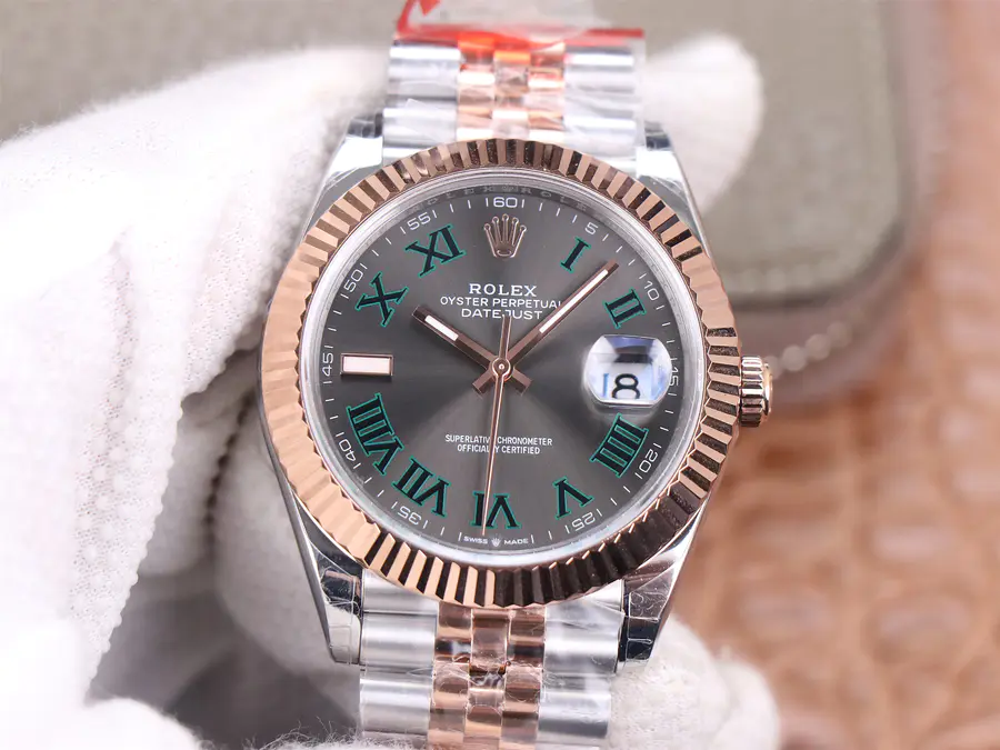 Replica Rolex Datejust II Two Tone Watch