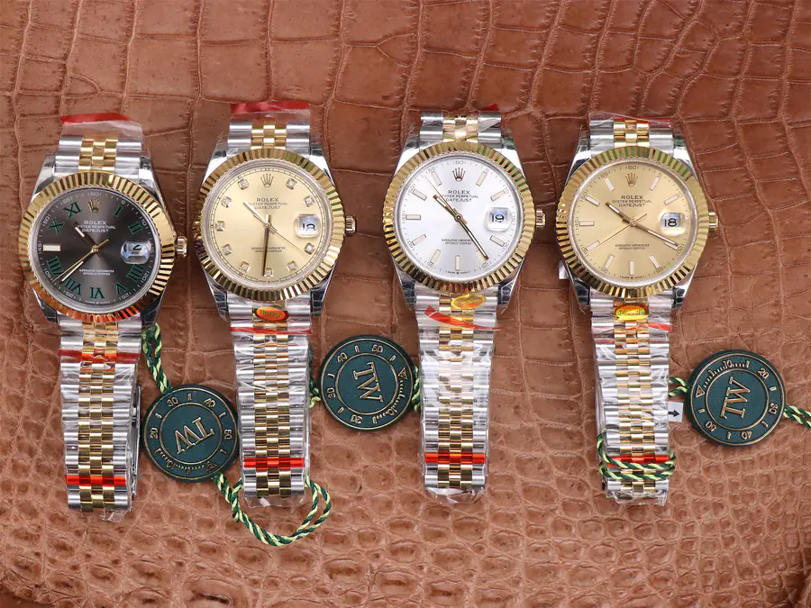 Replica Rolex Datejust II Yellow Gold Collection