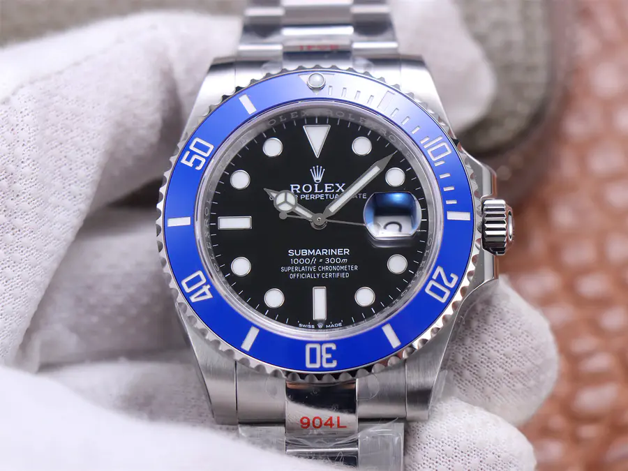 Replica Rolex Submariner 41mm Blue