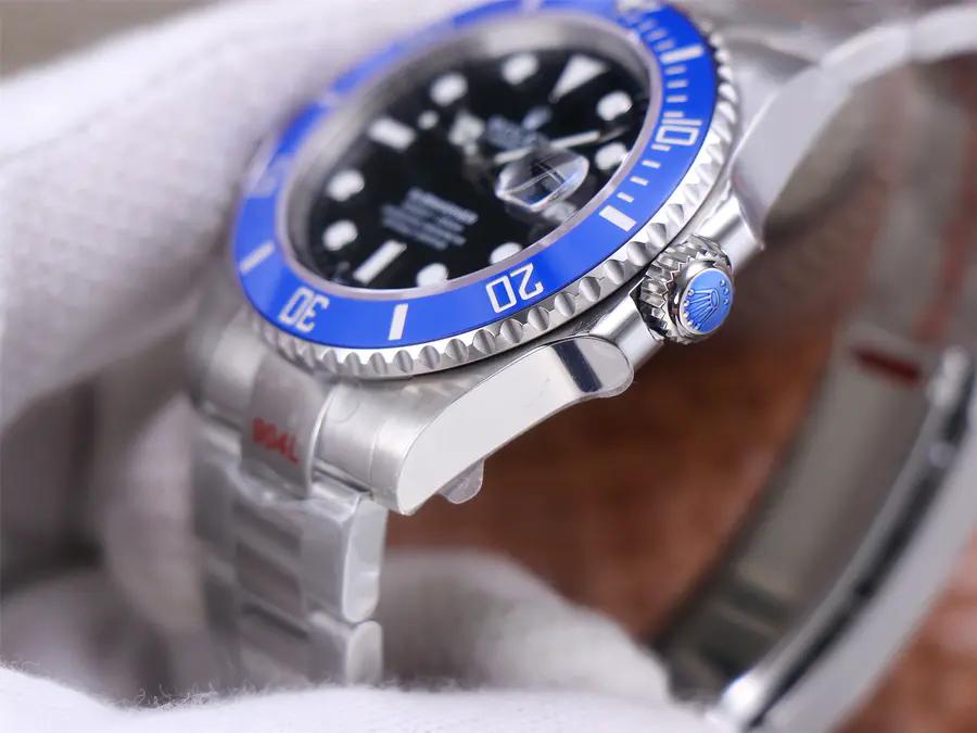 Rolex 126610LB Crown