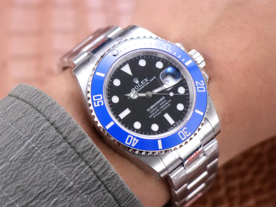 Rolex 126610LB Wrist Shot