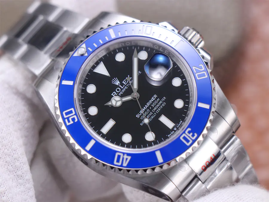 Rolex Submariner 126610 Black Dial