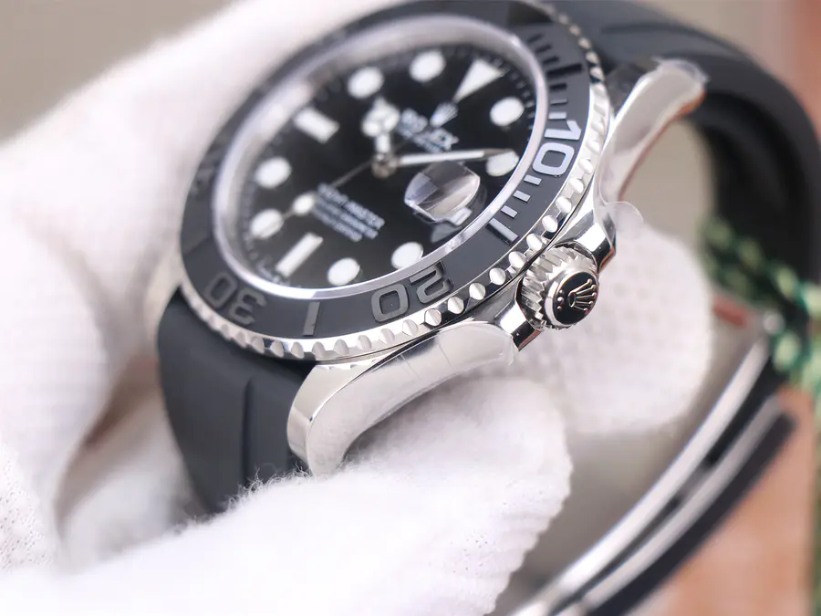 Rolex YachtMaster 226659 Crown