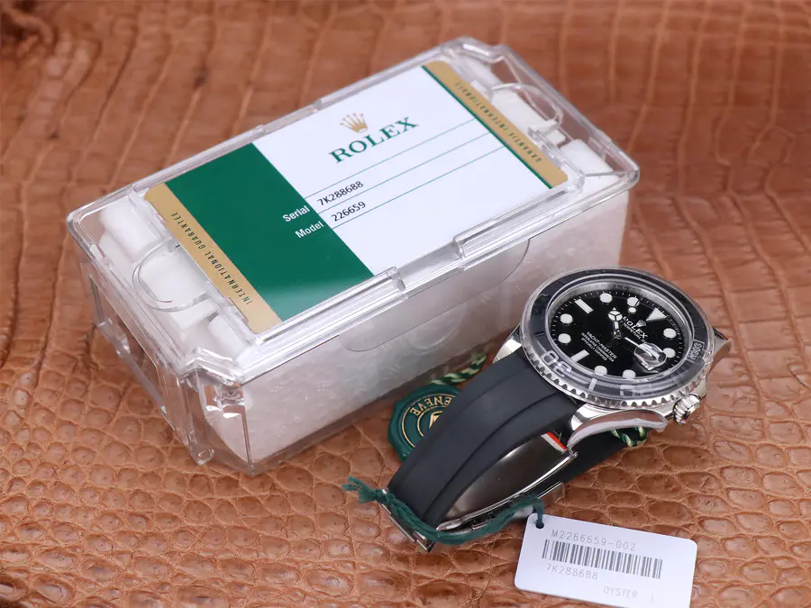 VS Factory Rolex Box