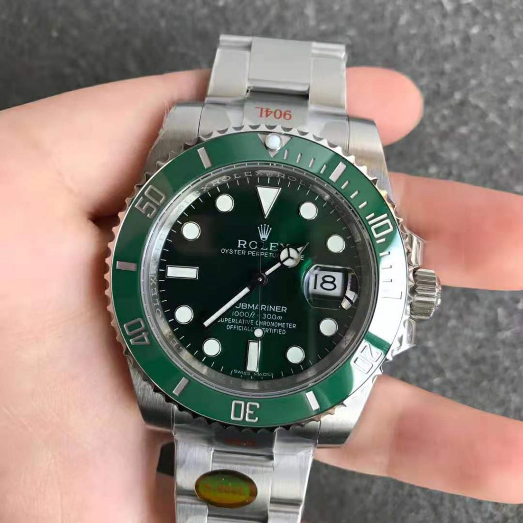 Noob V12 Submariner 116610LV