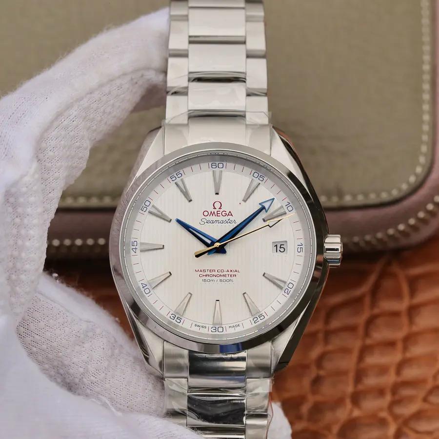 Replica Omega Seamaster Aqua Terra SS Watch