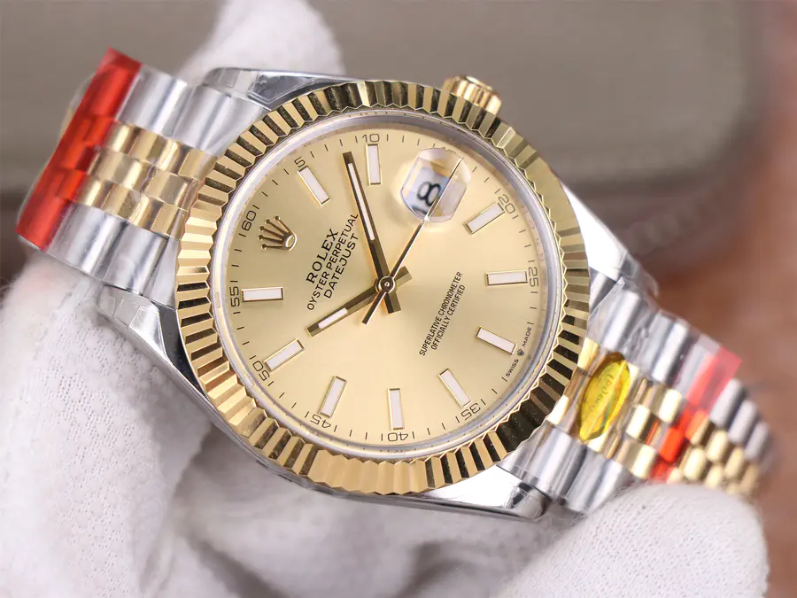Replica Rolex Datejust II Yellow Gold 3235