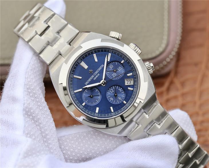 Replica Vacheron Constantin Overseas Blue Watch