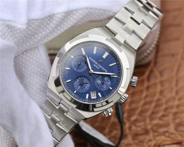 Replica Vacheron Constantin Overseas Chronograph Watch