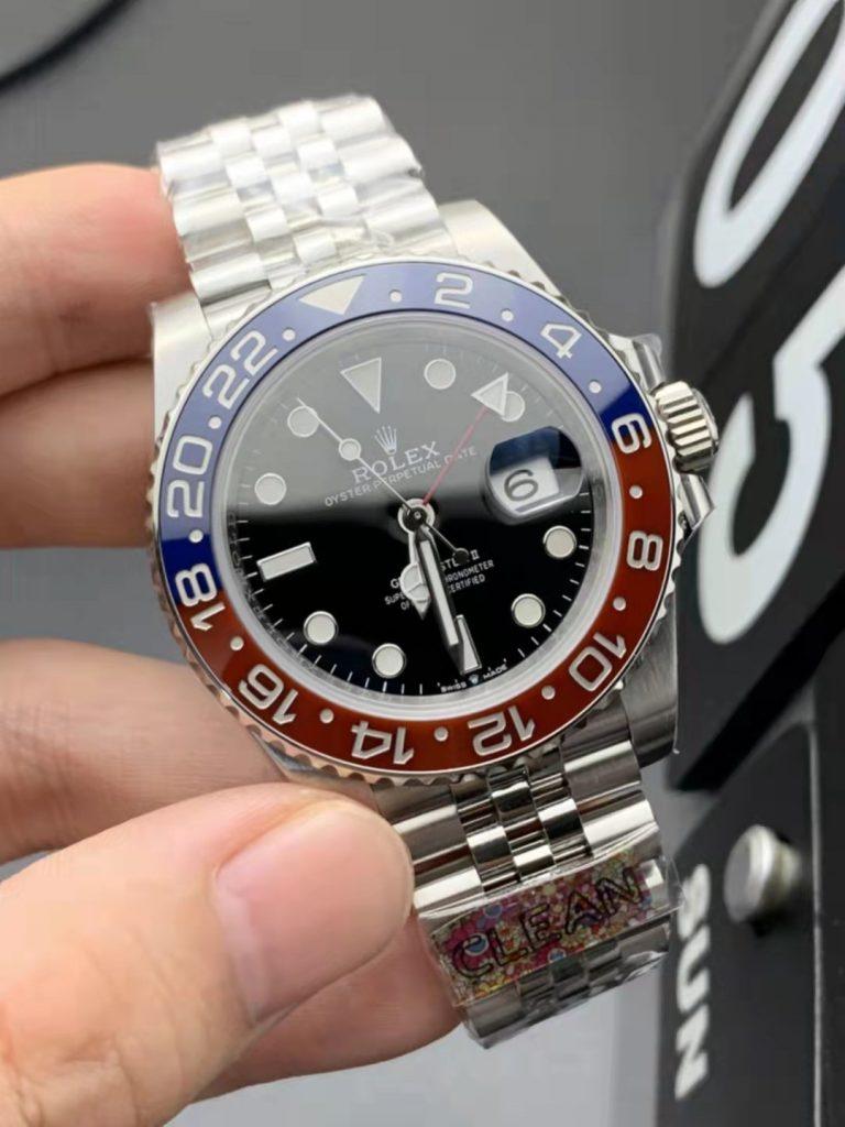 Replica Rolex GMT-Master 126710 Pepsi