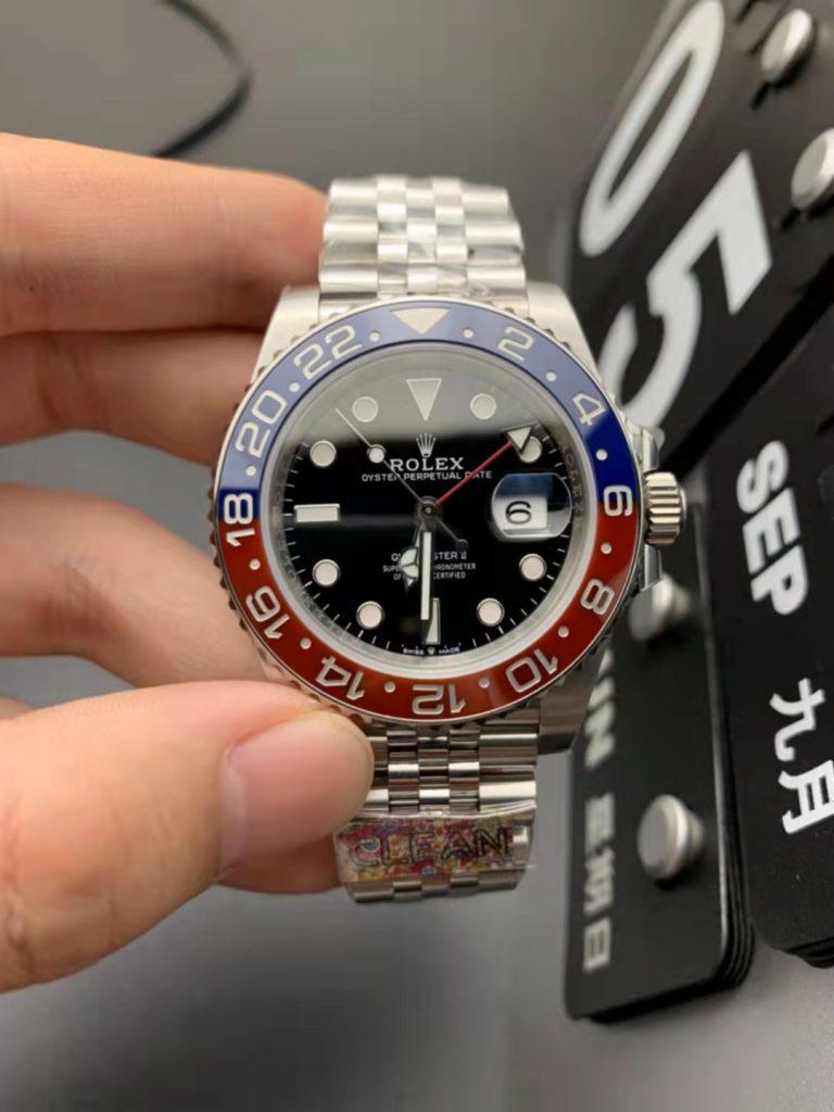 Replica Rolex GMT-Master II 126710