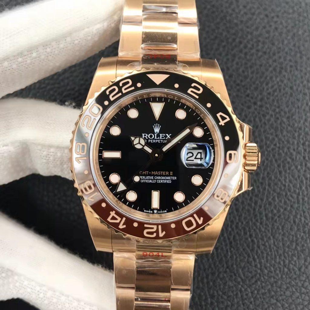 Replica Rolex GMT-Master II 126715