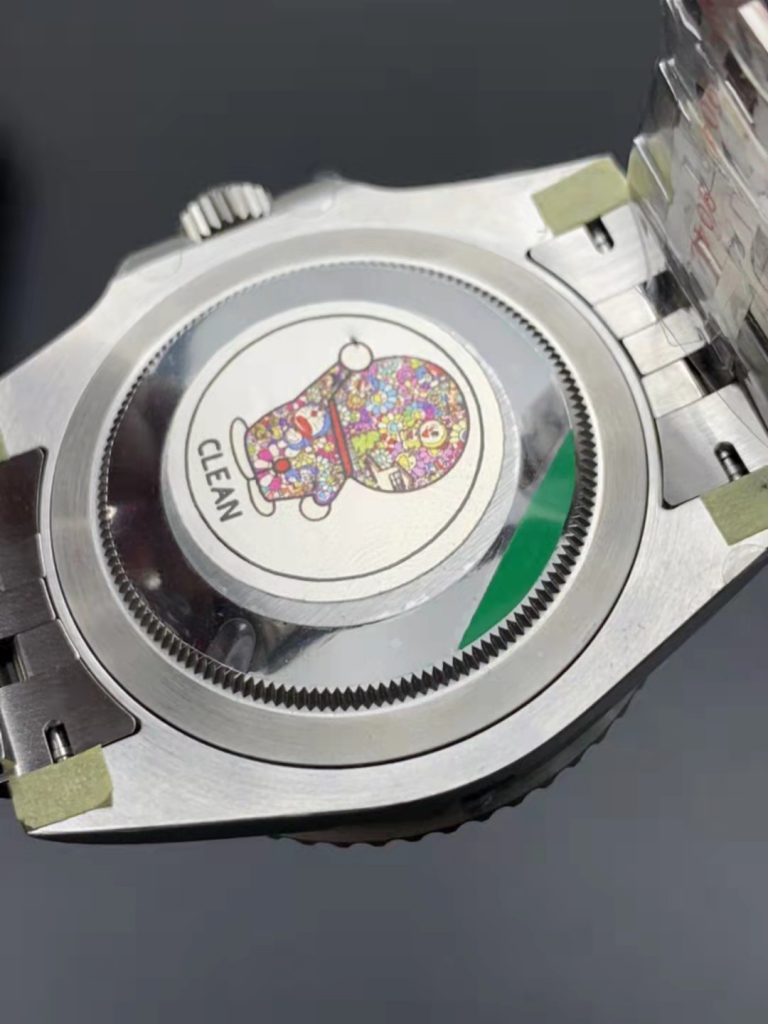 Rolex GMT 126710 Case Back
