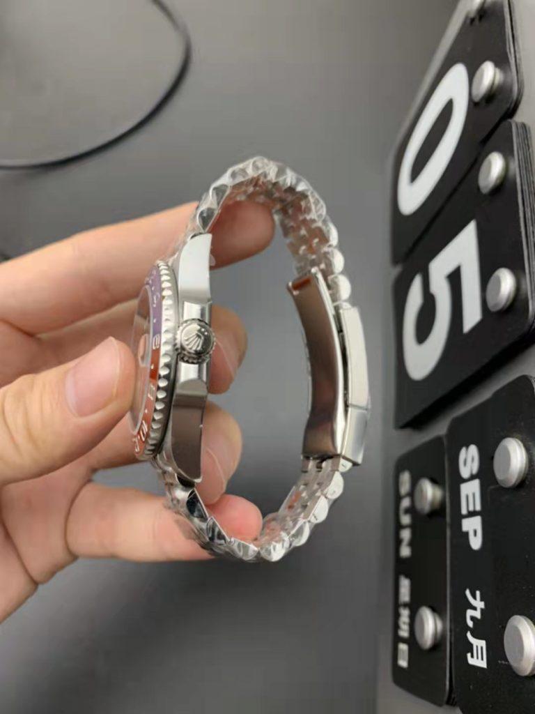Rolex GMT 126710 Crown